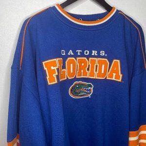 VTG Lee Sport Florida Gators Pullover Sweatshirt